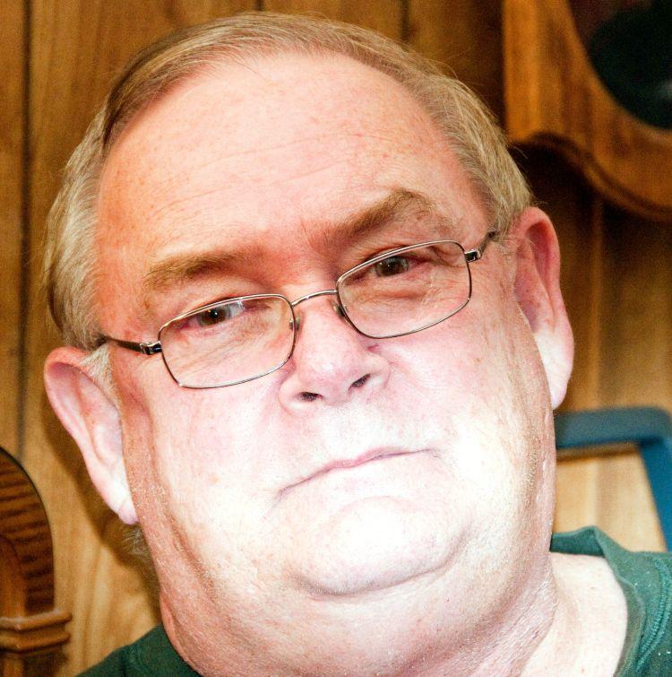 Author Dr. Pelham Mead III