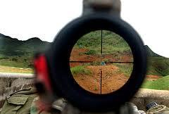 Snipers on Okinawa 1945