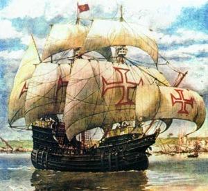 Templar ship