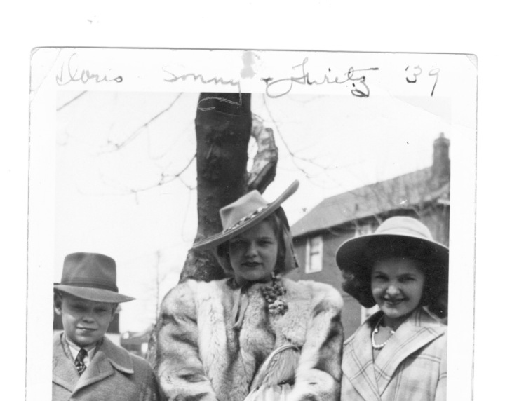 Mead and Werts family 1