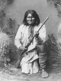 Geronimo, The Last Free Apache - Old Pictures